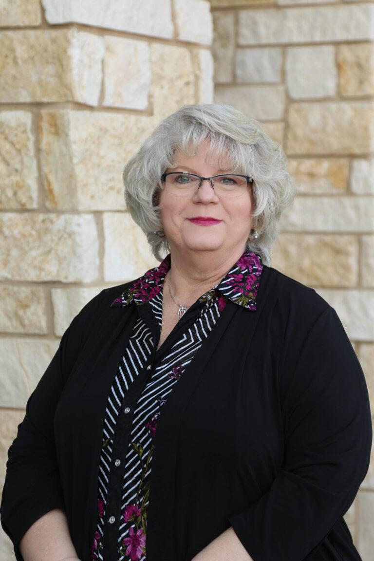 Greater Keller Chamber President JoAnn Malone