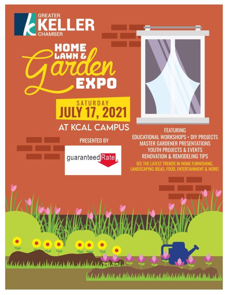 Keller Chamber Home Lawn Garden Expo 2021